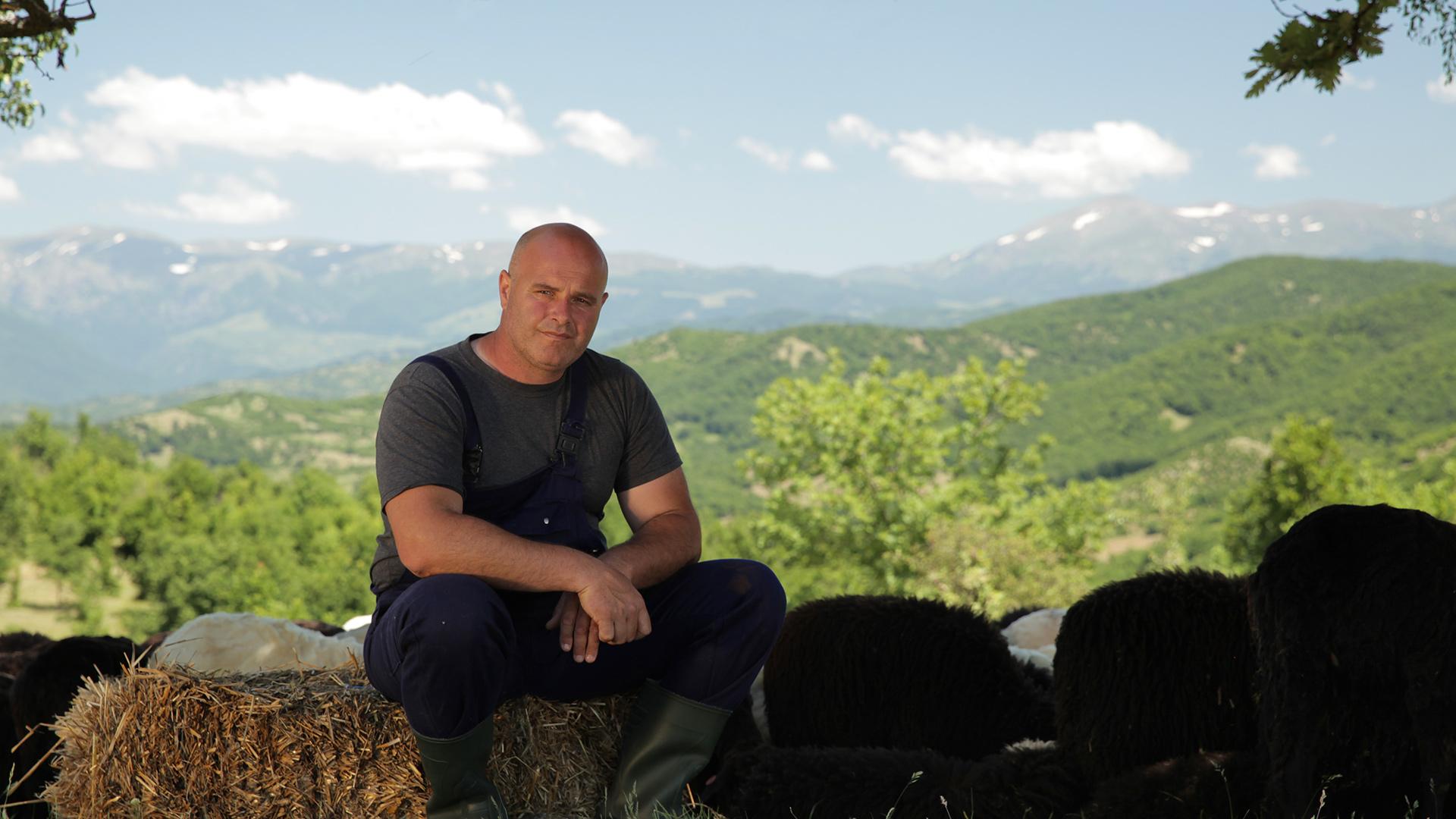 За Балкана и хората – Никола Кулов, овчар