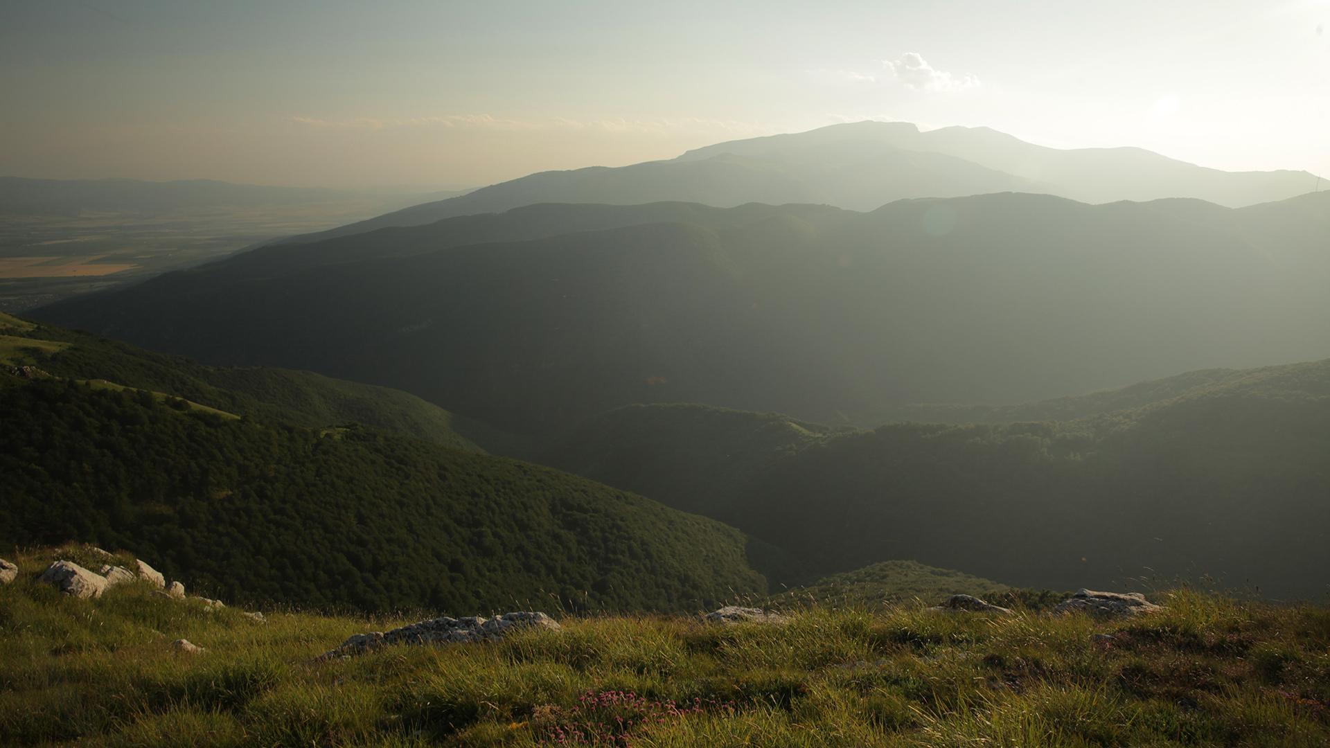 За Балкана и хората – Изглед към Централен Балкан