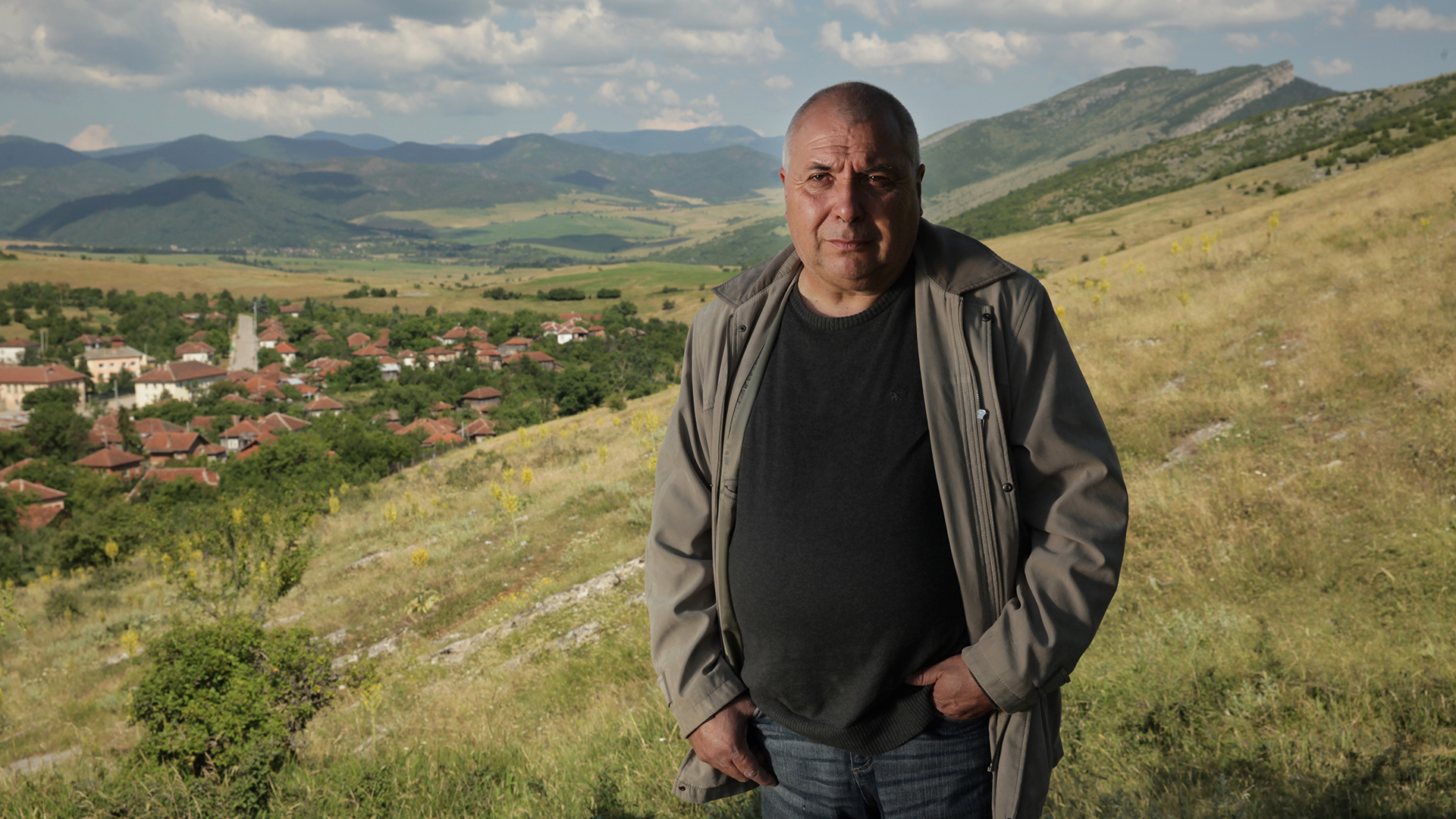 За Балкана и хората – Димитър Иванов, фермер