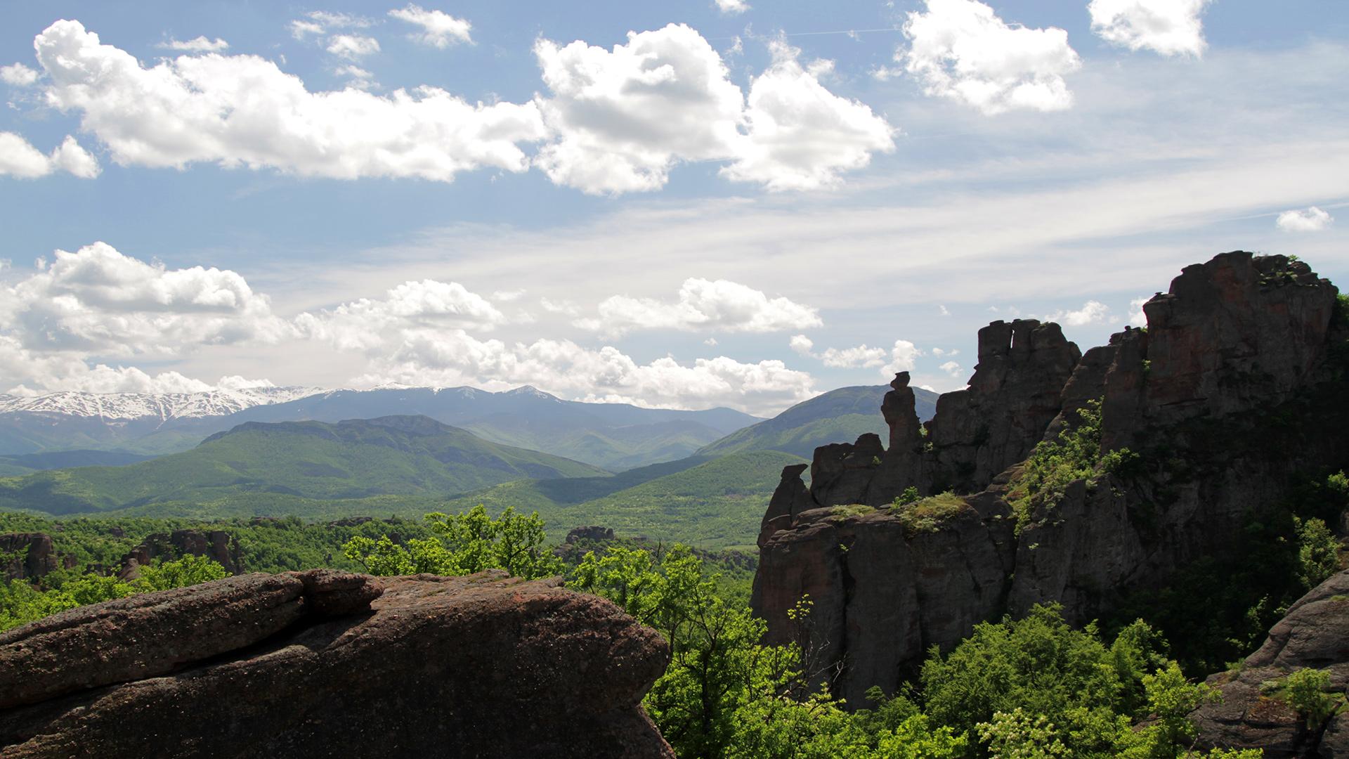 За Балкана и хората – Белоградчишките скали