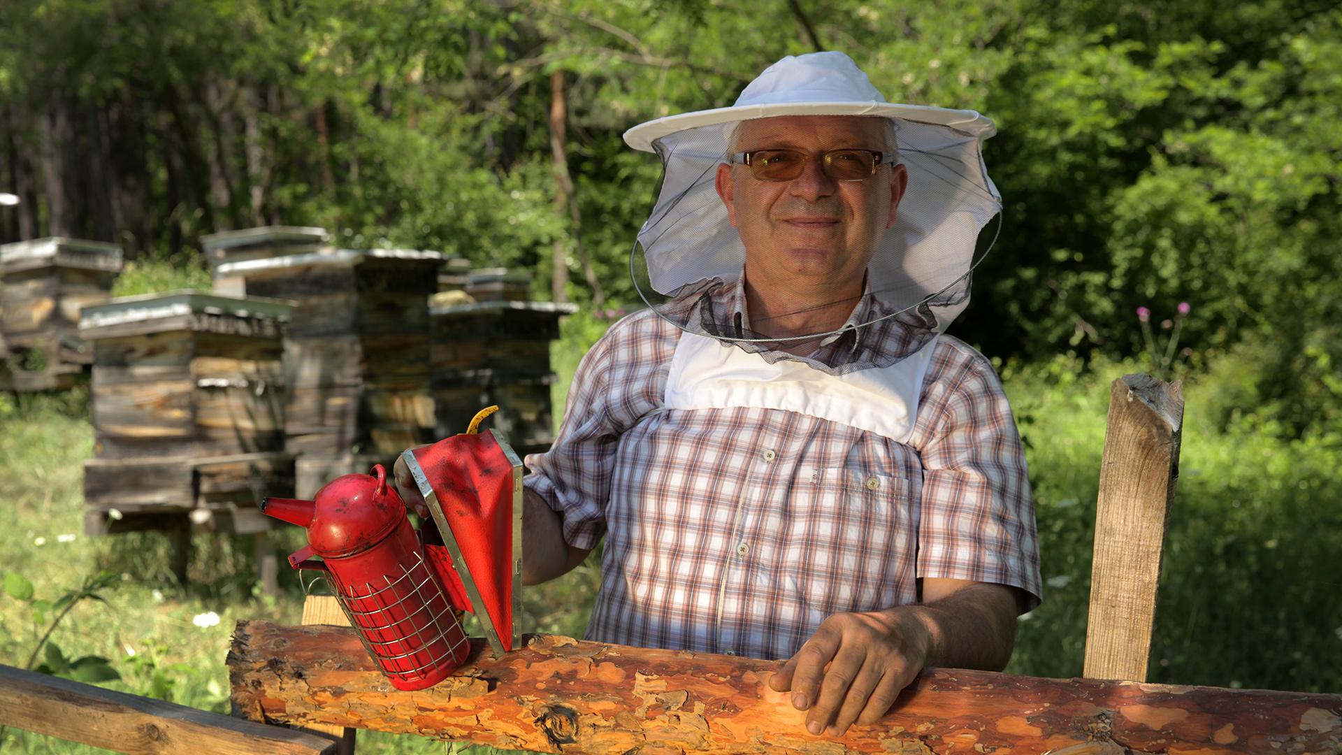 За Балкана и хората – Цвятко Начев, пчелар