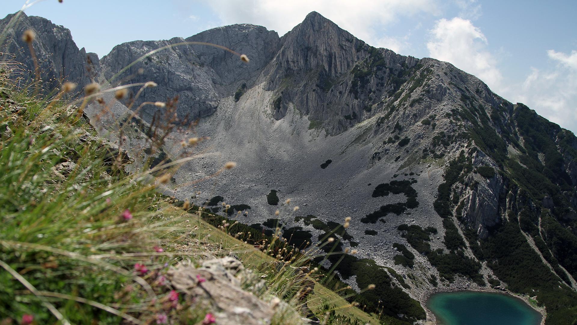 За Пирин – връх Синаница 2 516 м