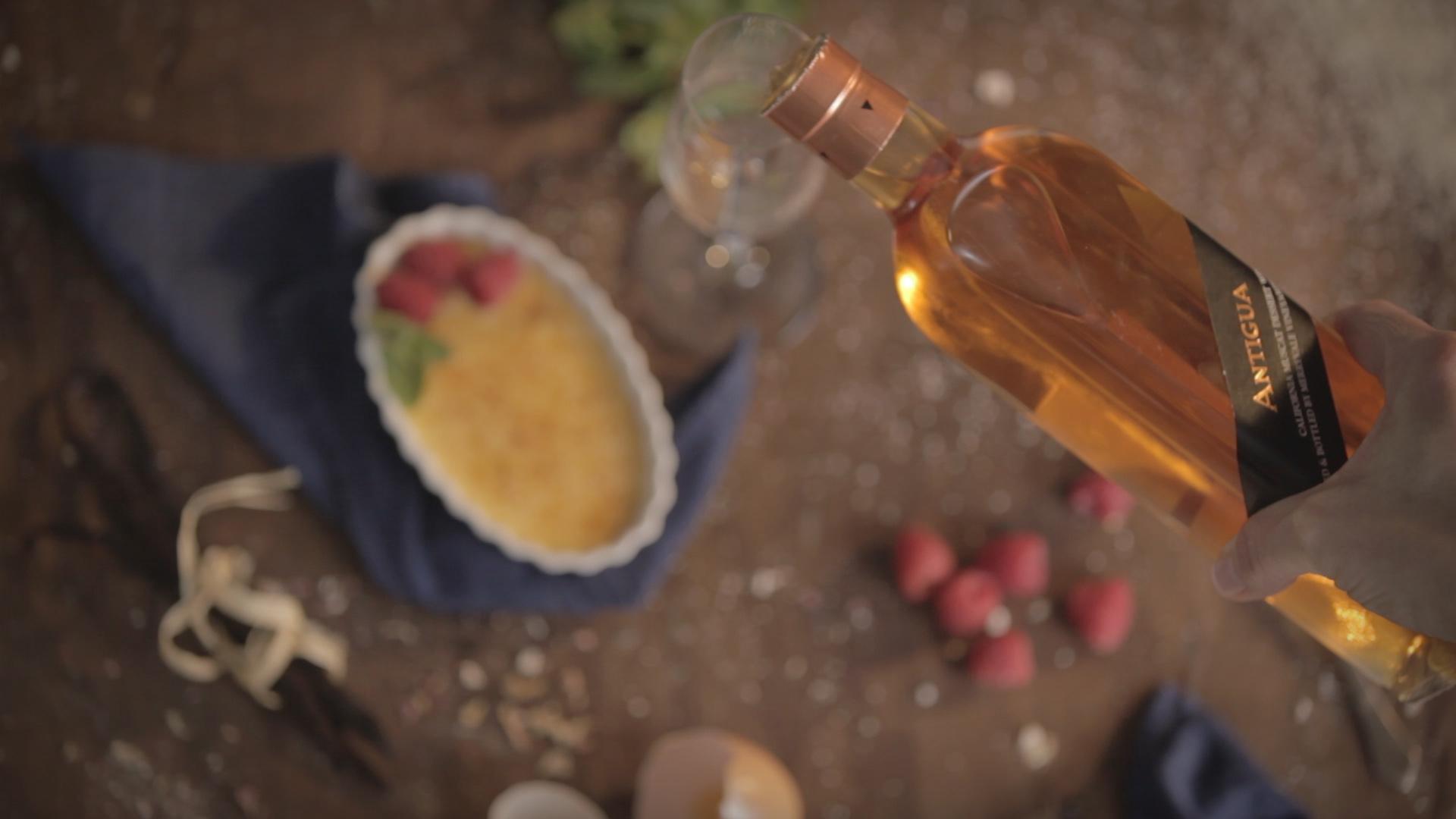 Десетртно вино Antigua