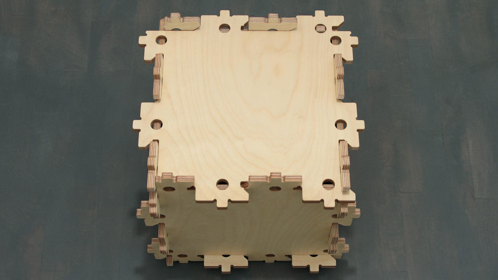 Praktrik Puzzle Furniture
